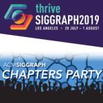 acmchapters ACM SIGGRAPH Chapters Party 2019