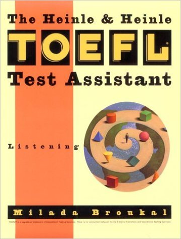 Heinle & Heinle TOEFL Test Assistant Listening