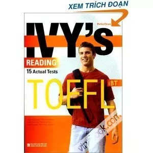 IVY's TOEFL IBT Reading (15 Actual Tests)
