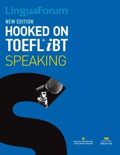 LinguaForum Hooked On TOEFL iBT Speaking (New Edition) - Toeflmaterial.net