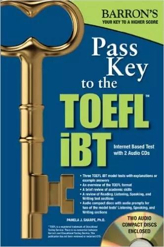 Barron's Pass Key to the TOEFL iBT - Wikitoefl.net