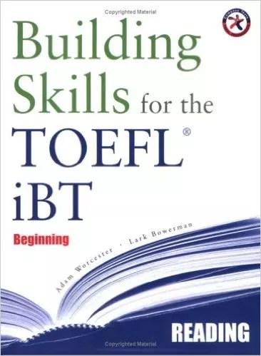 Building Skills for the TOEFL iBT, Beginning Reading - WikiToefl.Net