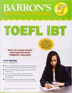 Barron's TOEFL iBT, 14th Edition [WikiToefl.Net]