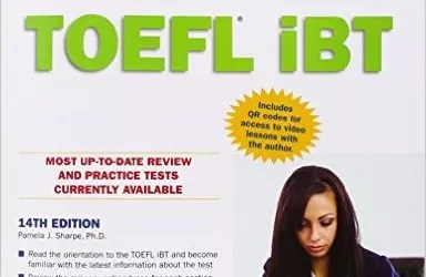 Barron's TOEFL iBT, 14th Edition [WikiToefl.Net]
