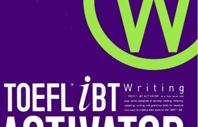 TOEFL iBT Activator Writing Advanced - WikiToefl.Net