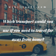 wiki toefl writing transport to travel