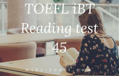 wiki toefl reading book