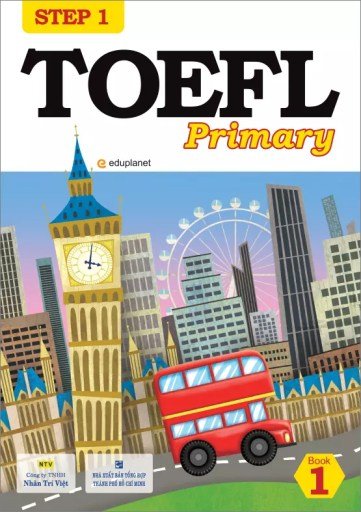 TOEFL Primary Step 1: Book 1