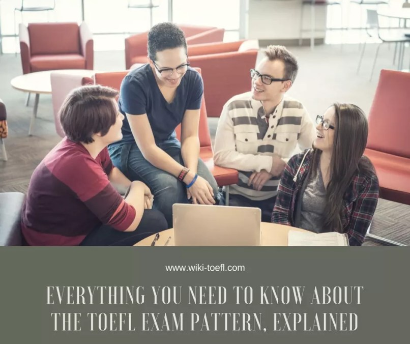 Everything You Need to Know About the TOEFL Exam Pattern, Explained