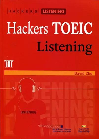 Hacker TOEIC Listening
