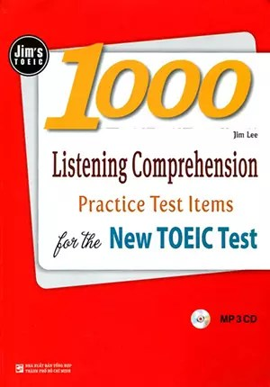 Jim's TOEIC 1000 Listening Comprehension
