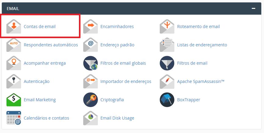Aba Emails Contas de Email Arthost