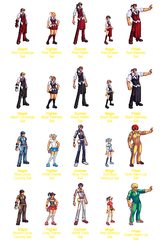 Series 7 Avatars Dfo World Wiki