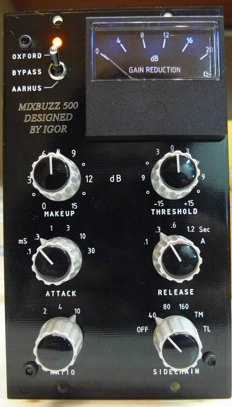 Relay Switch Guitar Amp
