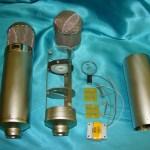 DIY microphone kit U47