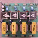 Vintage API 2520 opamps