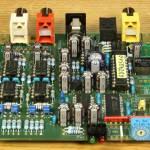 AD24QS diy converter PCB