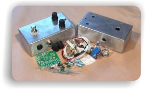 diy 250+ distortion pedal