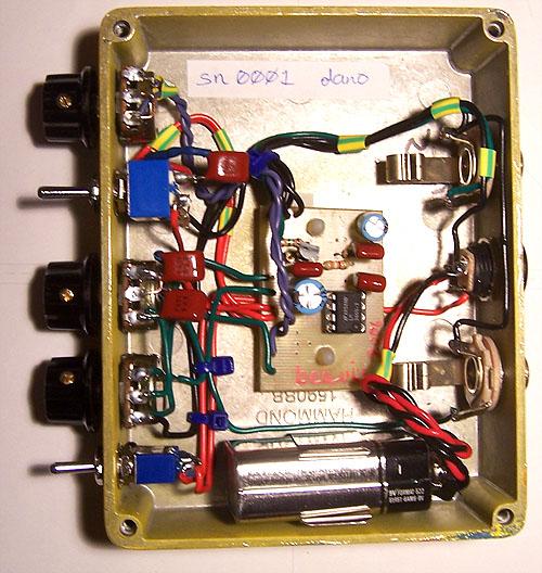 beavis audio noisy cricket amp diyre wiki. Black Bedroom Furniture Sets. Home Design Ideas