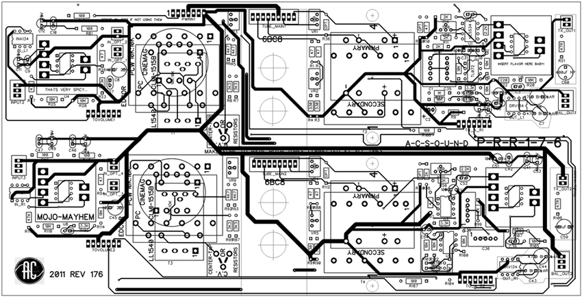 AC Sound PRR 176 Vari-Mu Compressor - DIYRE Wiki