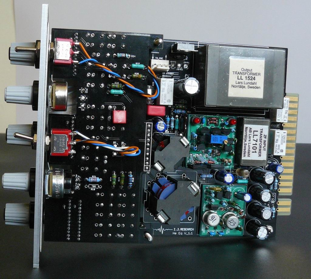 IJ Research HE-69 Equalizer - DIYRE Wiki