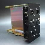 MicroRack XLR outputs