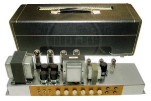 mojotone plexi marshall diy recording guitar amp
