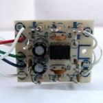 headphone amp buffer 5532 paia diy recording equipment