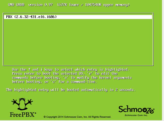 Voip Server Freepbx