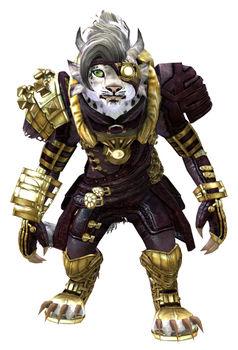 Magitech Medium Armor Skin Guild Wars 2 Wiki GW2W