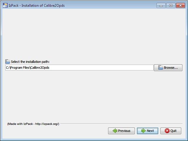 Calibre2Opds InstallLocation.jpg