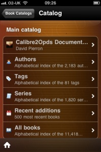 Calibre2Opds quickreader catalog.jpg