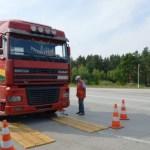 Введение ограничений на вес и габариты грузовых автомобилей в разных странах