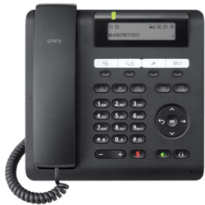 OpenScape Desk Phone CP200 front view.png