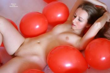 massive balloon fetish