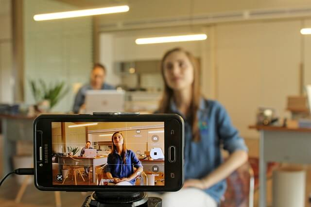 android video recording