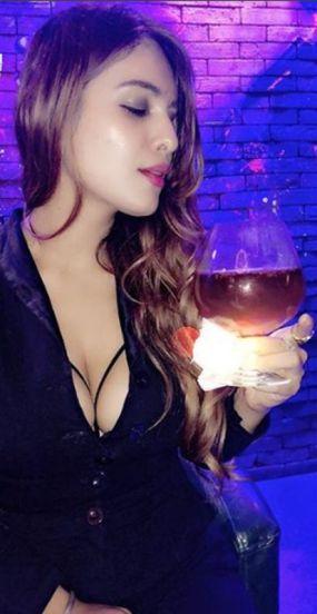 Neha Malik drinking alcohol