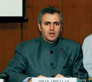Sarah Abdullah's brother Omar Abdullah