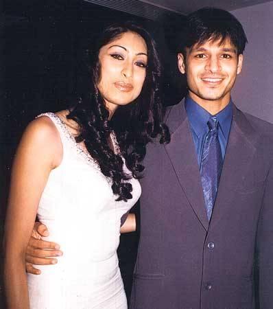Vivek Oberoi and Gurpreet Gill
