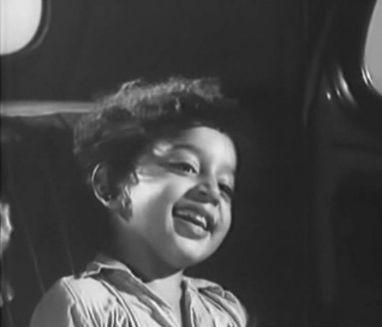 Honey Irani In Her Childhood