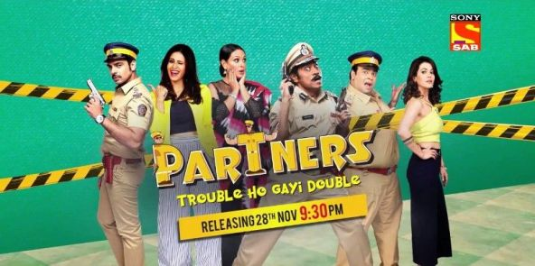 Johnny Lever-Partners Trouble Ho Gayi Double