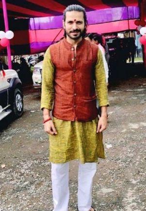 Kranti Prakash Jha