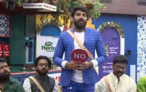 Anoop Krishnan in Bigg Boss Malayalam 3