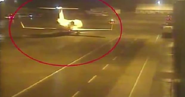Jamal Khashoggi's assassins arriving at the airport