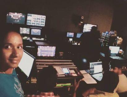 Nirmala Channapa inside her office