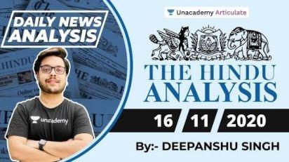 Deepanshu Singh as a columnist