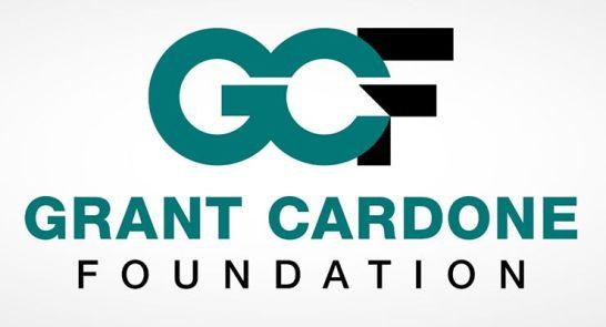 Logo of Grant Cardone Foundation