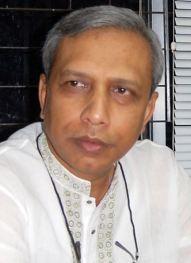 Taslima's 2nd husband, Nayeemul Islam Khan
