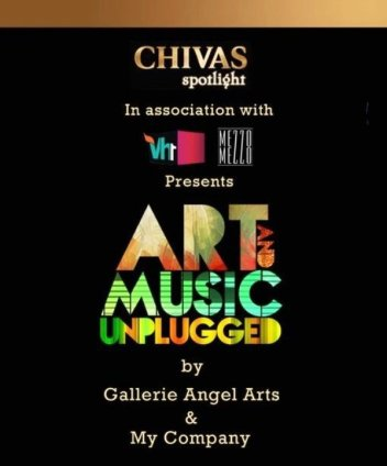Banner of the event Art and Music Unplugged (2012)