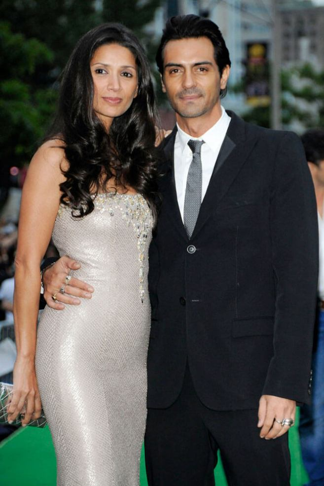 mehr jesia and arjun rampal